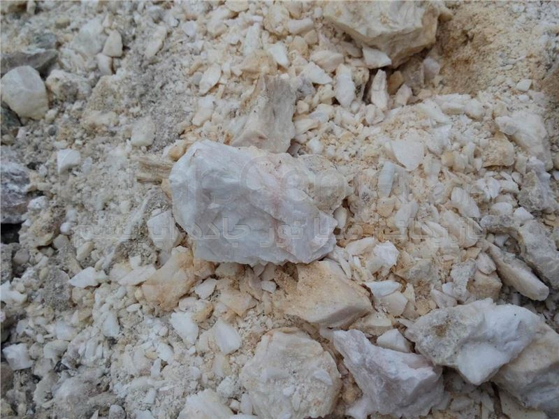 فروش فوری معدن باریت کریستال