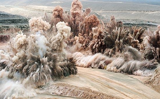 مواد منفجره و اتشباری